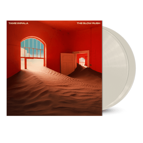 √The Slow Rush (Ltd. Coloured 2LP) von Tame Impala - 2LP jetzt im Caroline Shop