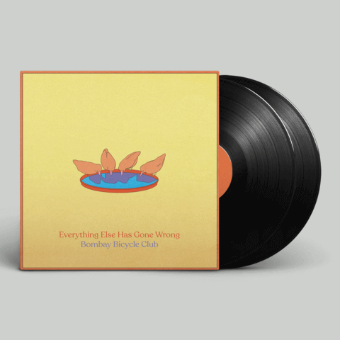 Everything Else Has Gone Wrong (Deluxe 2LP) von Bombay Bicycle Club - 2LP jetzt im Caroline Shop