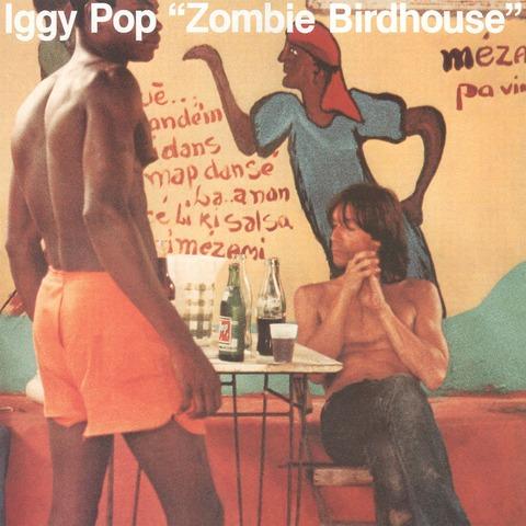 Zombie Birdhouse (Limited Orange LP) by Iggy Pop - lp - shop now at Caroline store