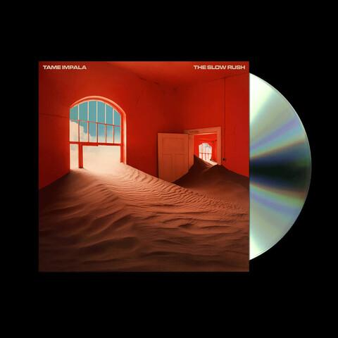 √The Slow Rush von Tame Impala - CD jetzt im Caroline Shop