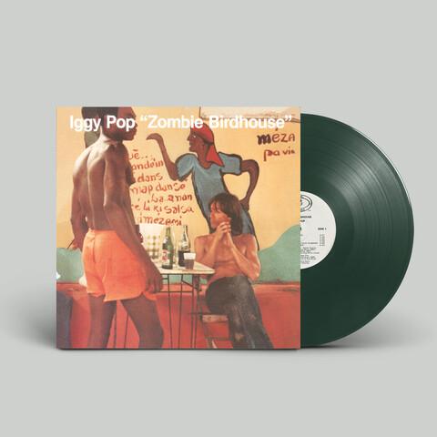 Zombie Birdhouse (Ltd. Green Vinyl) von Iggy Pop - LP jetzt im Caroline Shop