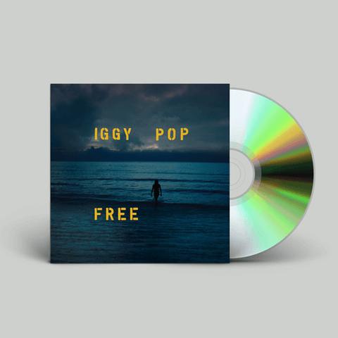 Free (Mint Pack) von Iggy Pop - CD jetzt im Caroline Shop