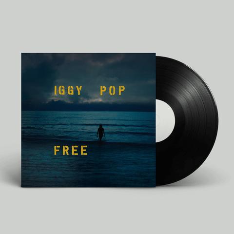 √Free von Iggy Pop - LP jetzt im Caroline Shop