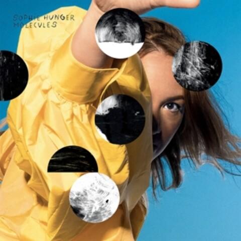 √Molecules von Sophie Hunger - LP jetzt im Caroline Shop
